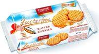 Zucker-frei Butter Cookies - Prodotto - de