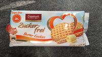Zucker-frei Butter Cookies - Product