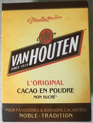L'original cacao en poudre - Product - fr