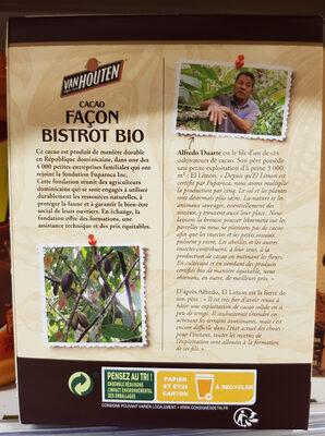 Van Houten façon bistro bio - Product