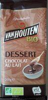 Dessert chocolat au lait - Bio - Product