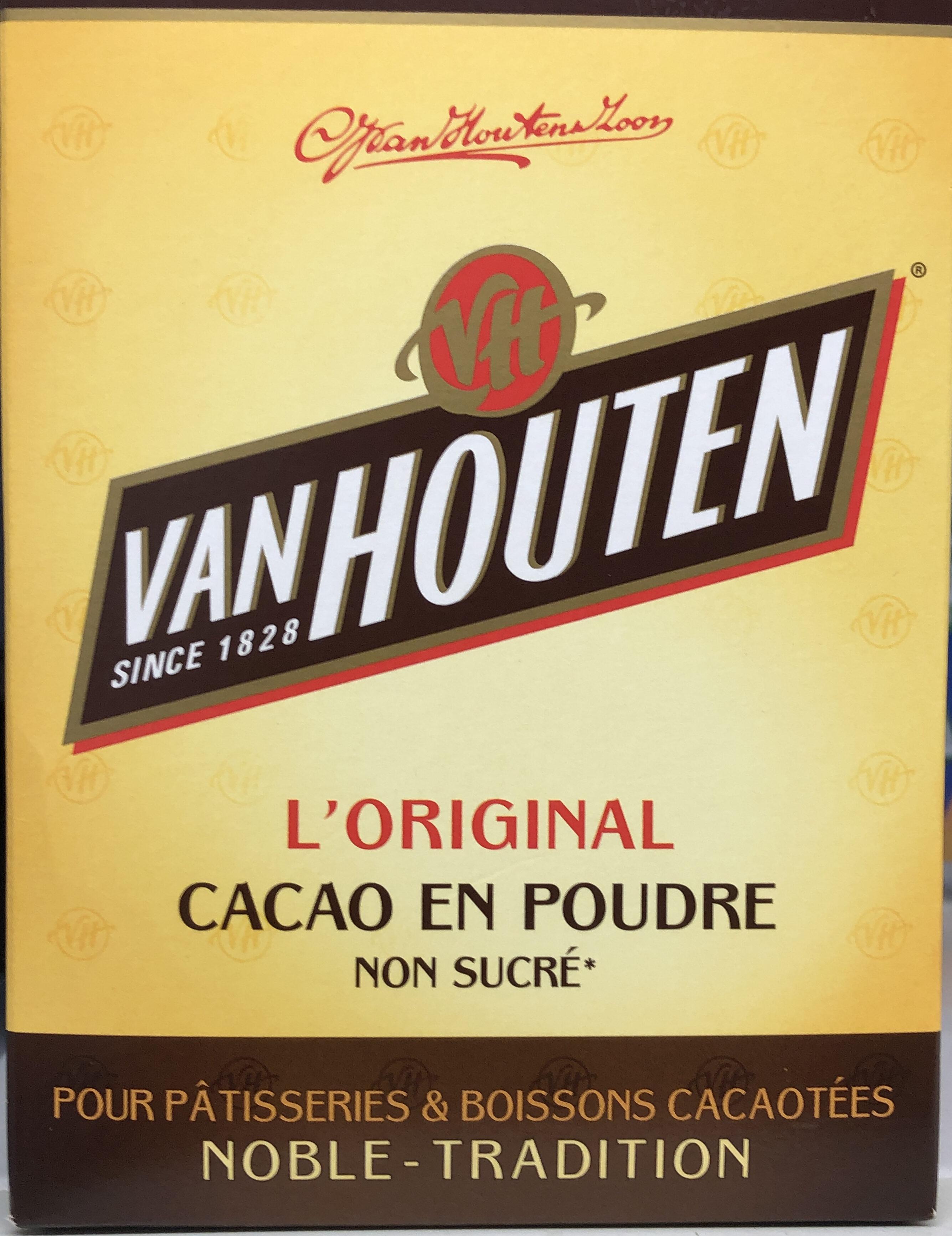 Cacao en poudre non sucré - Prodotto - fr
