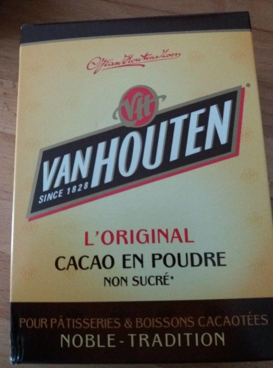 Cacao en poudre - Product