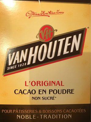 L'original Cacao en poudre - Produit - fr