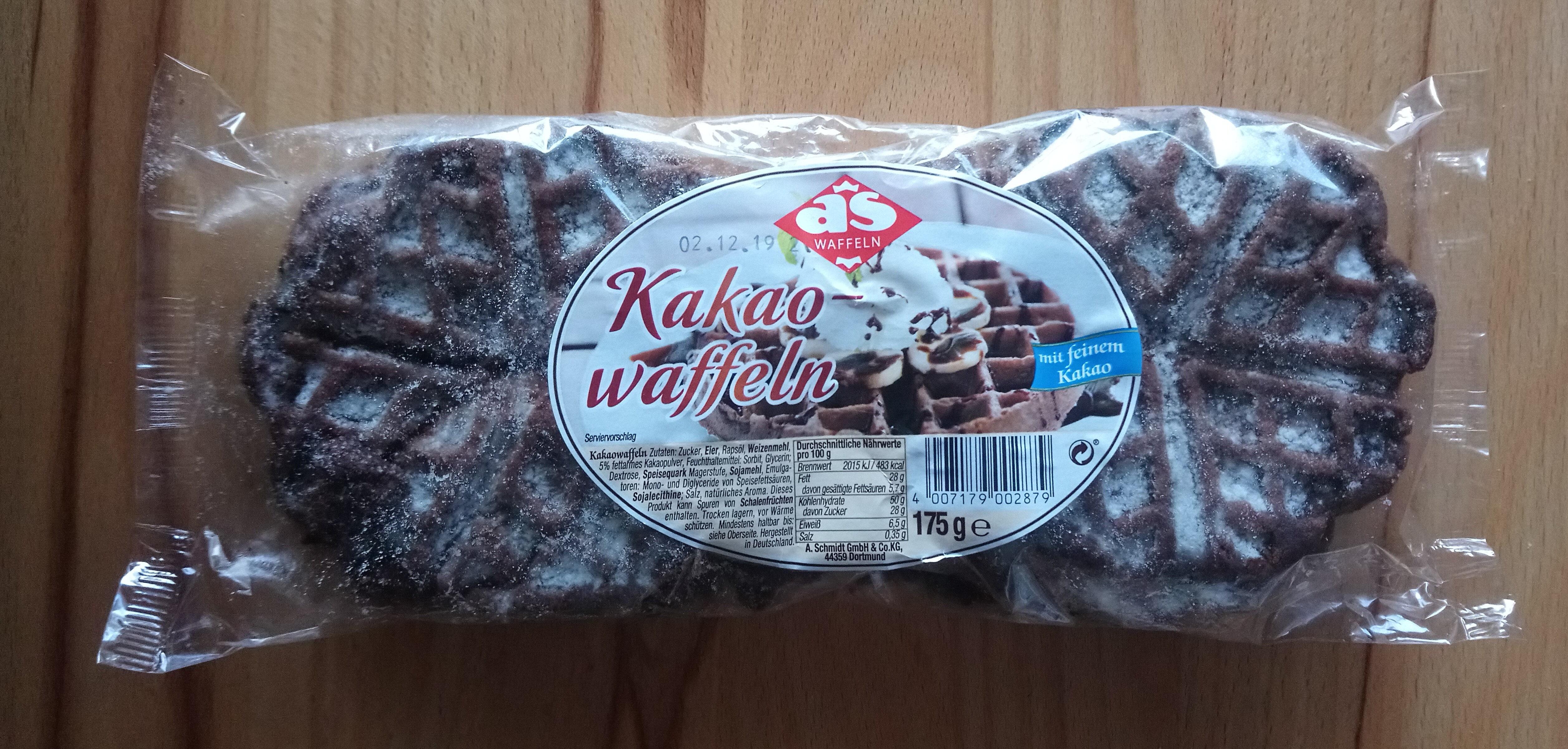 Kakao-Waffeln - Product
