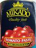 Tomato paste double concentrated - Prodotto