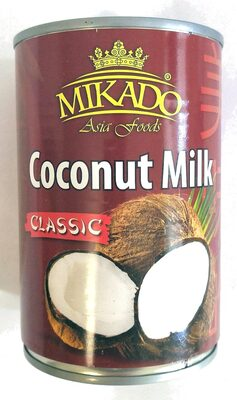 Mikado Coconut Milk Classic - Produkt