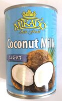 Mikado Coconut Milk Light - Produit - de
