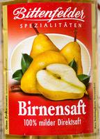 Birnensaft - Product