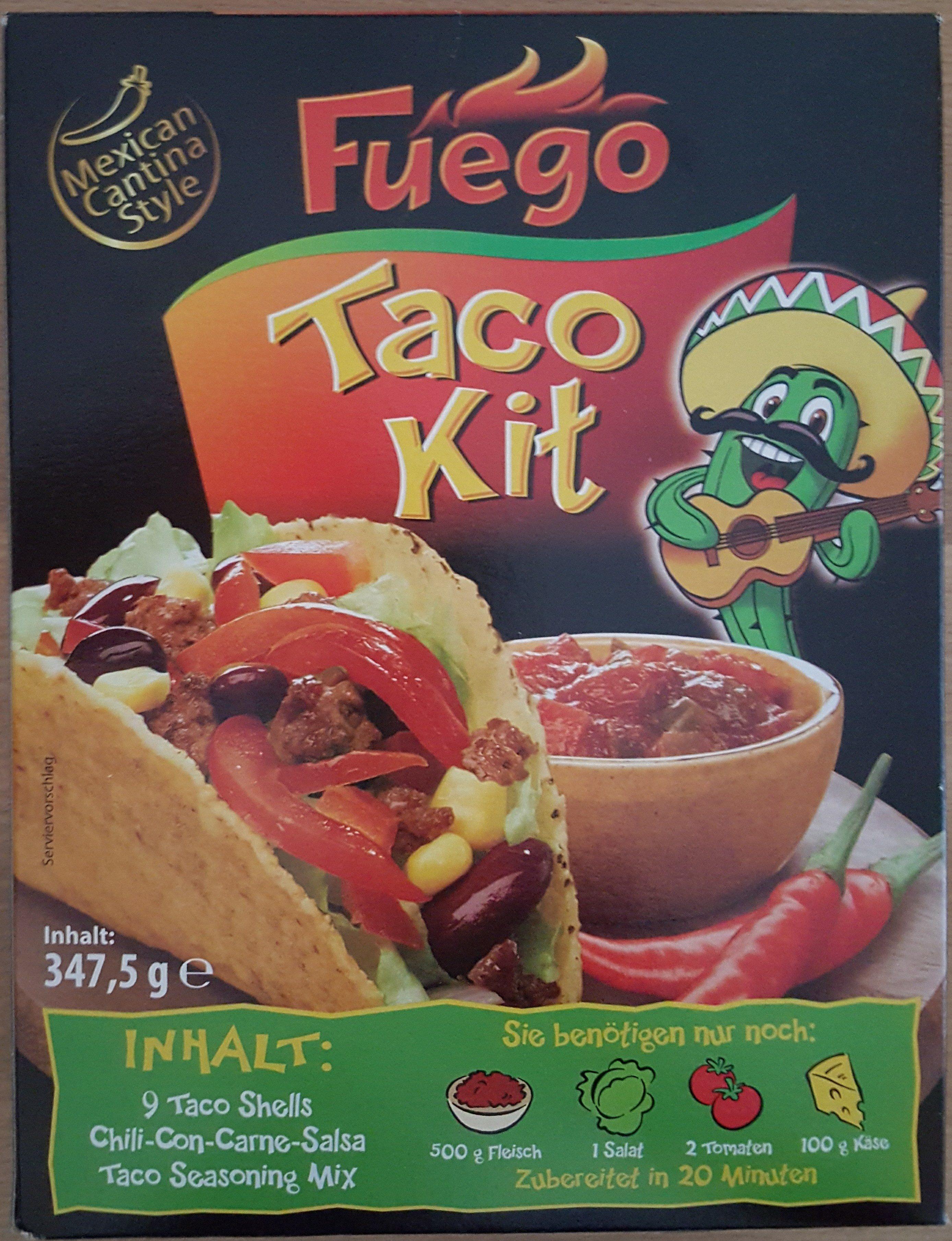 Taco kit - Product - de