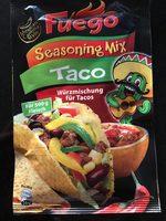 Seasoning Mix Taco - Produit - fr