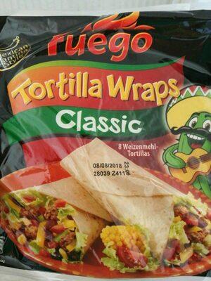 Tortilla Wraps Classic - Produkt - de