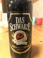 DAS SCHWARZE BEER - Producte