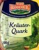 Kräuter Quark - Produkt