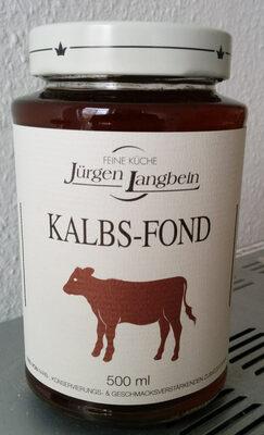 Kalbs-Fond - Produit