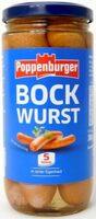 bockwurst - Produkt - de