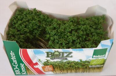 BIO Gartenkresse - Produit - de