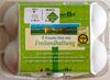 6 Frische Eier aus Freilandhaltung - Product