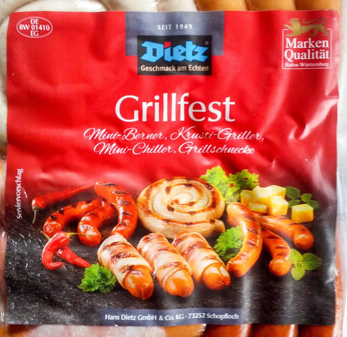 Grillfest - Product - de