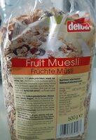 Fruit Muesli - Producto