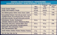 Oreo Ice Cream Sticks - Informations nutritionnelles - fr