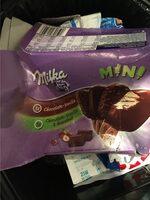 Mini Chocolat-Vanille et Noisettes - Producte - fr