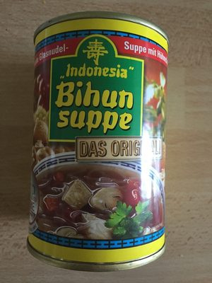 Bihun Suppe - Product