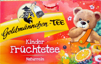 Kinder Früchtetee - Produkt