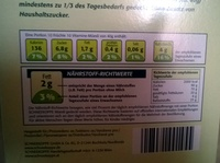 Schneekoppe 10 Früchte & 10 Vitamine Müesli - Product