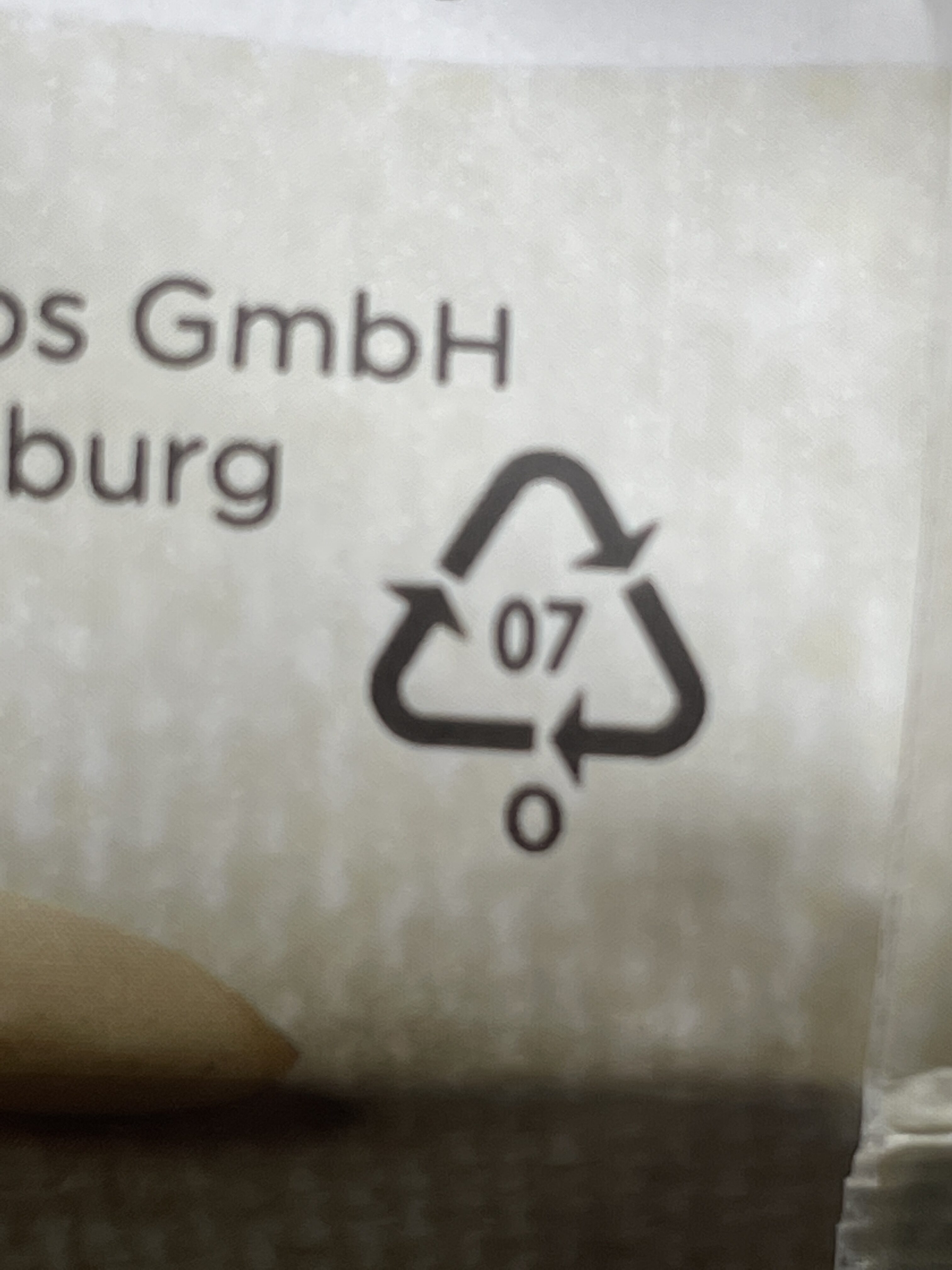 Pinienkerne - Recycling instructions and/or packaging information - en