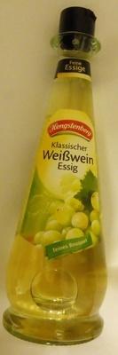 Klassischer Weißweinessig - Product
