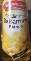Condimento Balsamico Bianco mild-süß - Produit - de