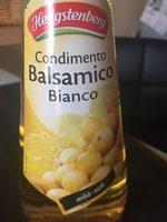 Condimento Balsamico Bianco mild-süß - Product - en