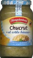 Sauerkraut Bavarian Style - Product - es