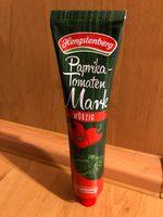 Hengstenberg Paprika-Tomatemark - Produkt - en