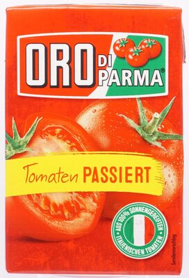 Tomaten passiert - Product