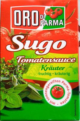 Sugo Tomatensauce Kräuter - Produkt