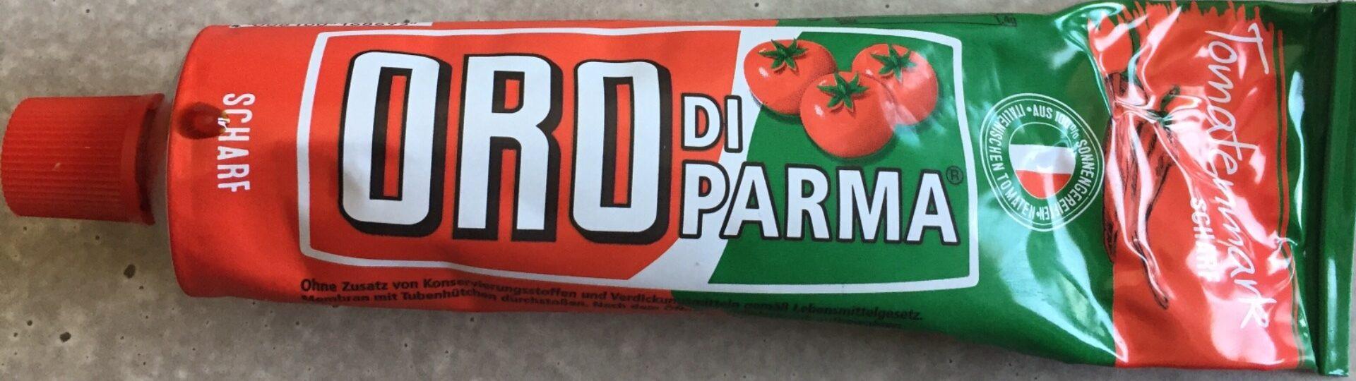 Tomatenmark scharf - Produit - de