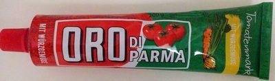 Tomatenmark mit Würzgemüse - Produkt