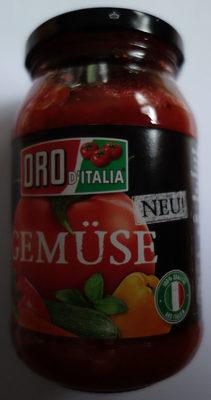Tomatensauce Gemüse - Produkt
