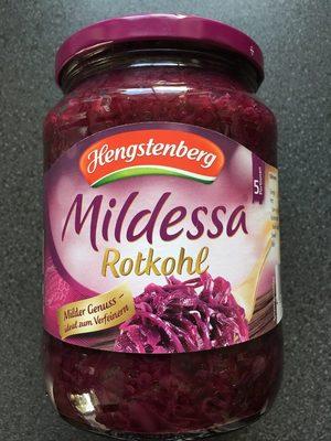 Mildessa Rotkohl - Product