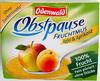 Obstpause Apfel & Aprikose - Produkt