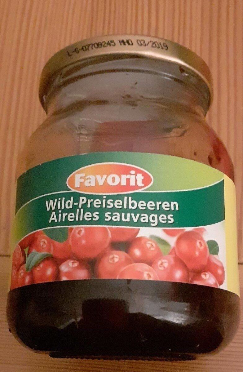 Airelles Sauvages Favorit - 产品 - fr