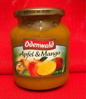Apfel-Mango Kompot - Produkt - de