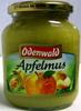 Apfelmus - Produit