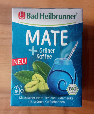 Mate + Grüner Kaffee - Product
