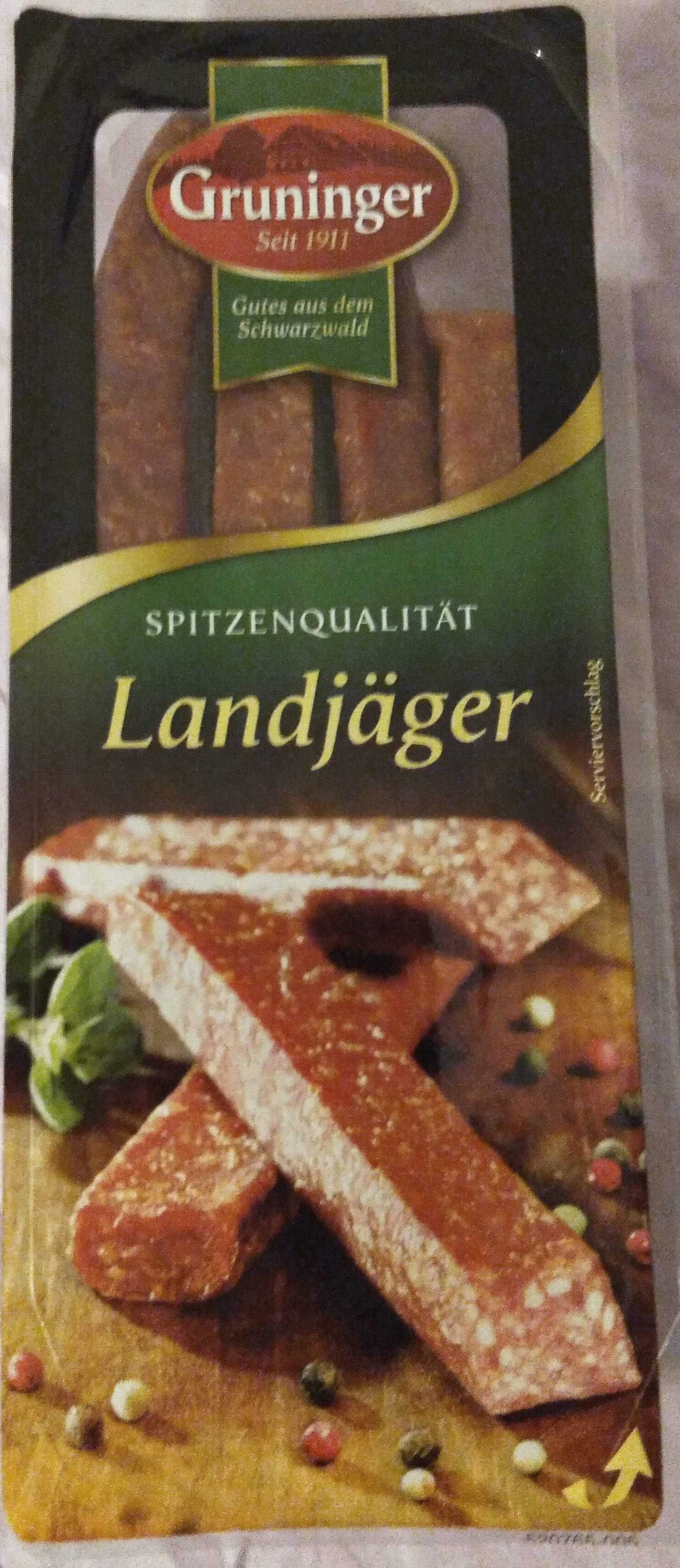 Landjäger - Produkt - de