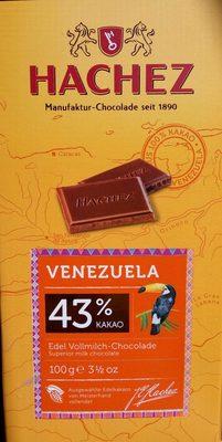 Venezuela 43% Kakao - Производ - sr