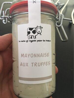 Mayonnaise aux truffes - Product - en