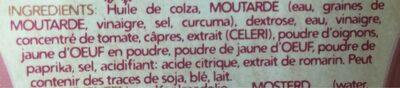 Andalouzzz - Ingredients